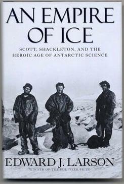 "Edward J. Larson's ""An Empire of Ice."""