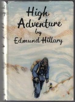 "Sir Edmund Hillary's ""High Adventure."""