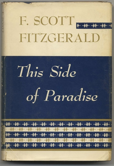 the depiction of the life of amory blaine in the side of paradise Over the last century, much of f scott fitzgerald's work (and life) has been reimagined on screen but on friday, jan 27, amazon will flip the spotlight toward zelda, his wife, in z: the.