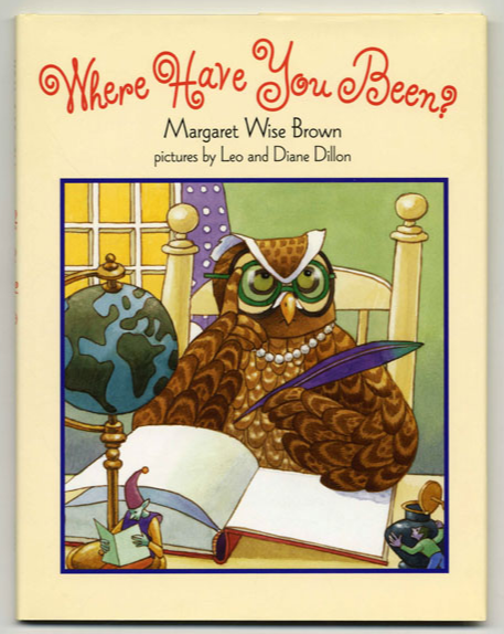 where_have_you_been_margaret_wise_brown
