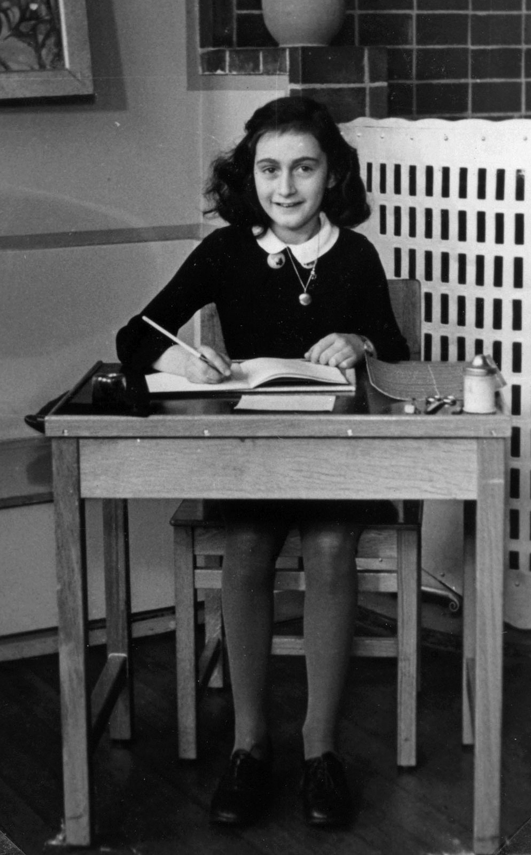 The Versions of Anne Frank's Diary Explained