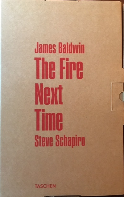 Book Collecting: Taschen's Limited Letterpress Edition of The Fire Next Time