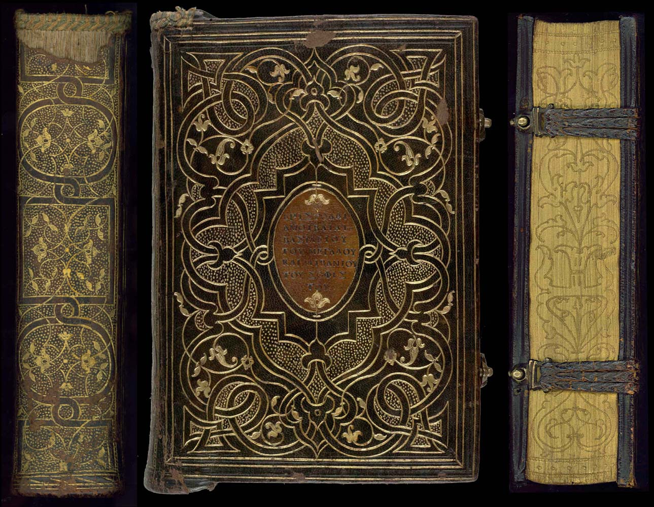 The Story of Bookbinding