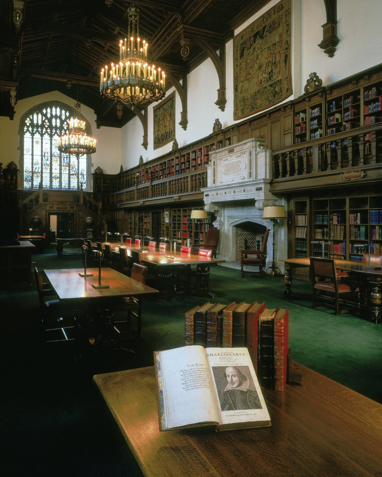 Folger Library Special Collections