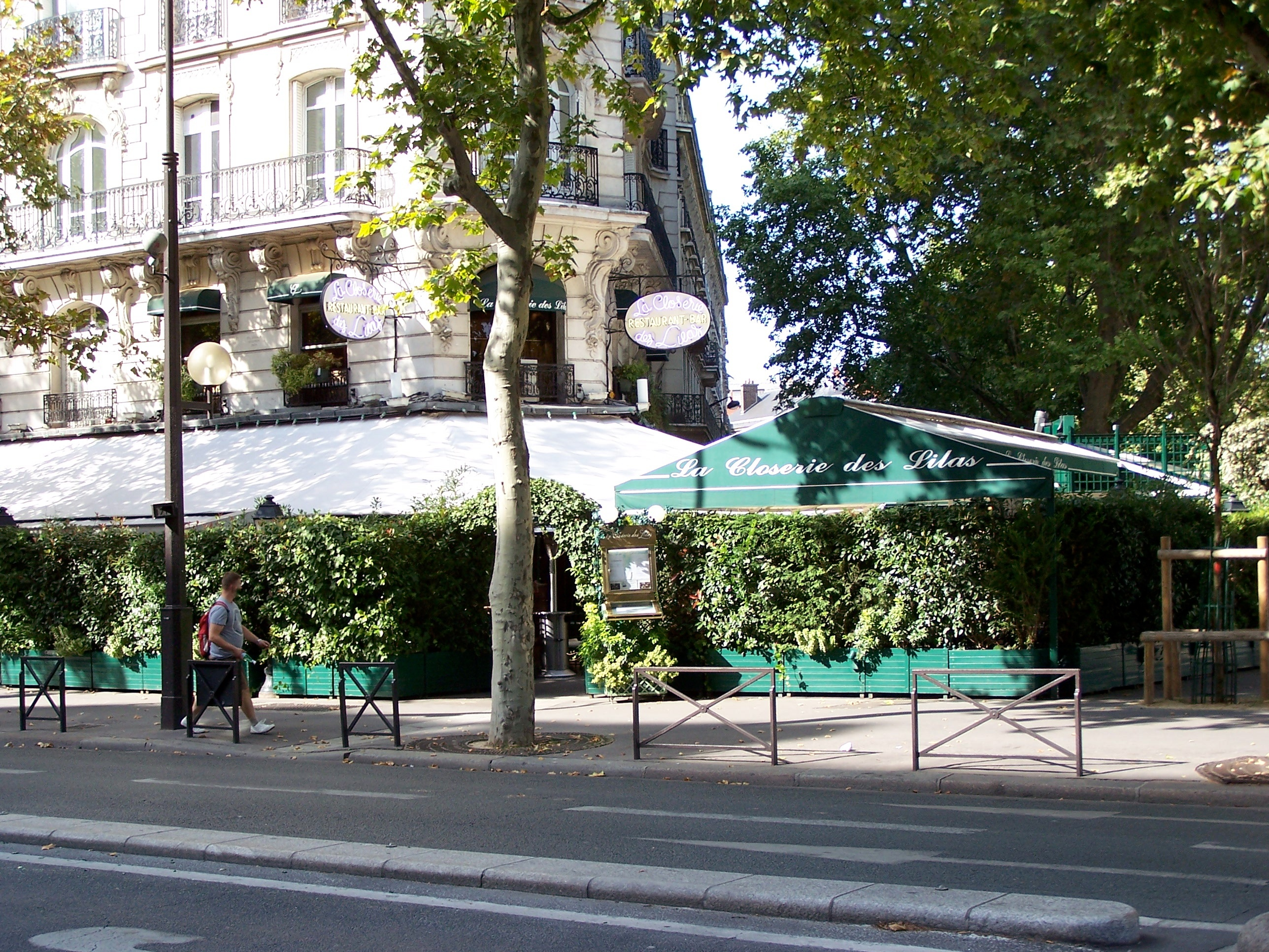 Seven Famous Literary Cafés