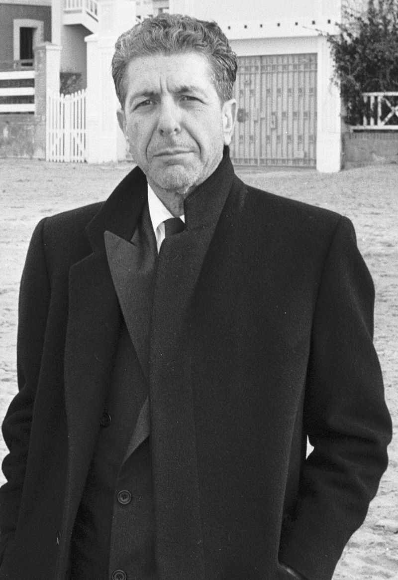 Collecting the Poetry of Leonard Cohen