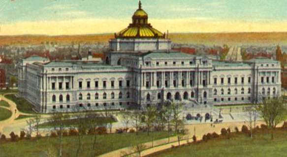 A Brief History of the Library of Congress