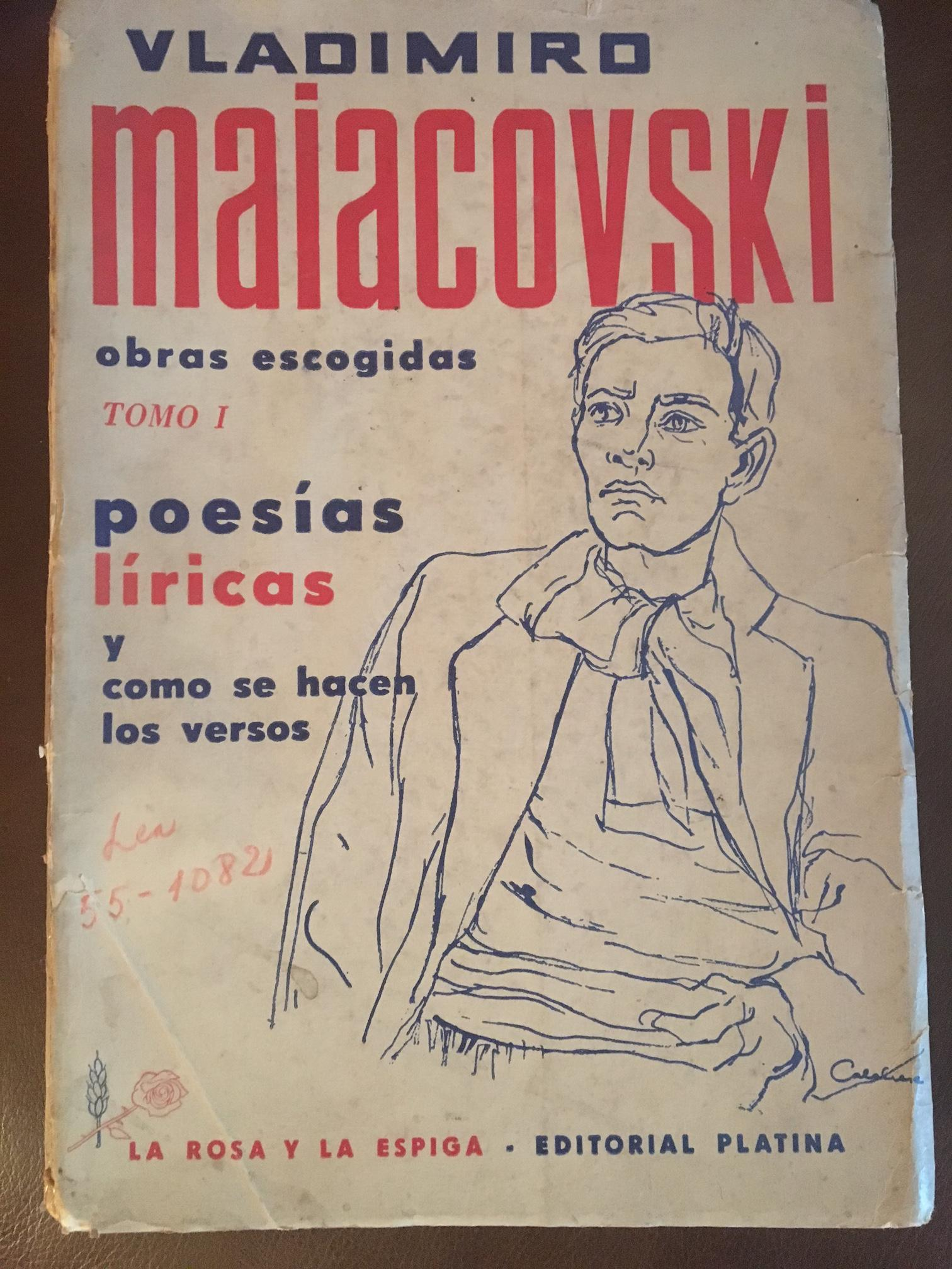 Collecting Vladimir Mayakovsky in Translation