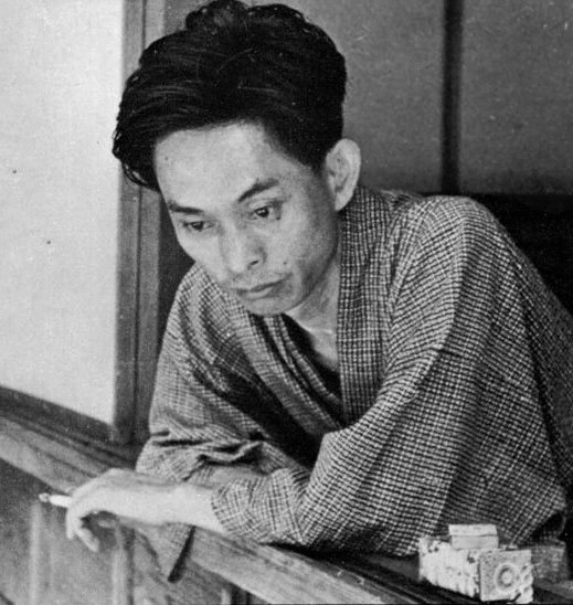 Yasunari Kawabata, Winner of the Nobel Prize in Literature