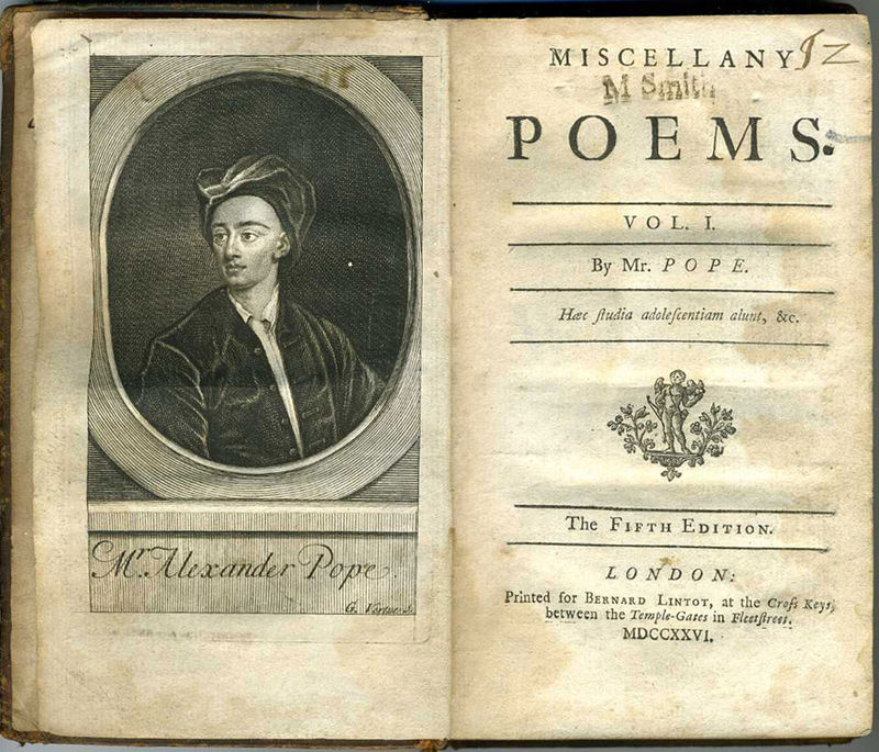 A Snapshot of Great Eighteenth Century Poets
