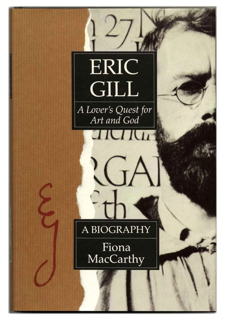 A Brief Guide to Collecting the Works of Eric Gill